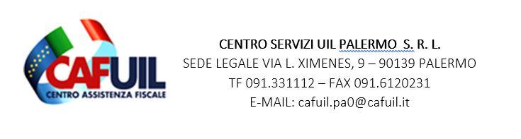 CAF Centro Servizi UIL